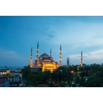 Puzzle  Grafika-Kids-00405 Mosquée Bleue, Turquie