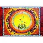 Puzzle  Grafika-Kids-00549 SOS MEDITERRANEE - Portrait de Famille