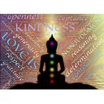 Puzzle  Grafika-Kids-00550 Bouddha