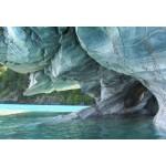Puzzle  Grafika-Kids-00669 Pièces XXL - Grotte de Marbre Bleu, Chili