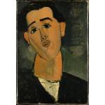 Puzzle  Grafika-Kids-00719 Amedeo Modigliani: Juan Gris, 1915