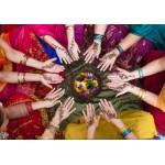 Puzzle  Grafika-Kids-00975 Femmes Indiennes