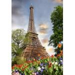Puzzle  Grafika-Kids-01115 Pièces XXL - Tour Eiffel, Paris