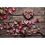Puzzle  Grafika-Kids-01182 Pièces XXL - Love