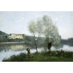 Puzzle   Jean-Baptiste-Camille Corot : Ville-d'Avray, 1865