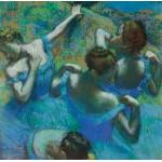 Puzzle  Grafika-00132 Edgar Degas : Danseuses Bleues, 1890