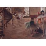 Puzzle  Grafika-00133 Edgar Degas : La Répétition, 1874