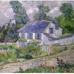 Puzzle  Grafika-00683 Van Gogh Vincent : Maison à Auvers, 1890