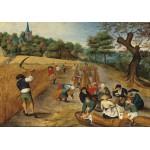 Puzzle  Grafika-00684 Brueghel Pieter, le Jeune : L'été