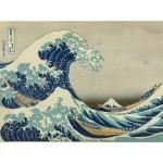 Puzzle  Grafika-00757 Katsushika Hokusai : La Grande Vague de Kanagawa, 1826-1833