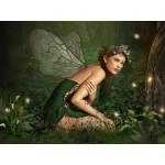 Puzzle  Grafika-00791 Nymphe de la Forêt