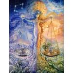 Puzzle  Grafika-00822 Signe du Zodiaque - Balance