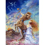 Puzzle  Grafika-00824 Signe du Zodiaque - Sagittaire