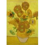 Puzzle  Grafika-00858 Van Gogh Vincent : Les Tournesols, 1887