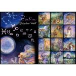 Puzzle  Grafika-00860 Signes du Zodiaque