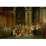 Puzzle  Grafika-01196 Jacques-Louis David: Le Sacre de l'Empereur Napoléon 1er, 1805-1807