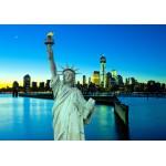 Puzzle  Grafika-01200 New York City by Night, USA