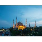 Puzzle  Grafika-01208 Mosquée Bleue, Turquie