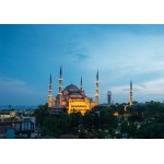 Puzzle  Grafika-01209 Mosquée Bleue, Turquie