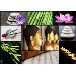Puzzle  Grafika-01219 Collage - Ambiance Zen