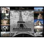 Puzzle  Grafika-01227 Collage - Paris