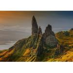 Puzzle  Grafika-01271 Île de Skye, Ecosse