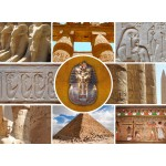 Puzzle  Grafika-01487 Collage - Egypte