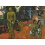 Puzzle  Grafika-01839 Pau Gauguin : Te Pape Nave Nave (Eaux Délectables), 1898