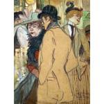 Puzzle  Grafika-01991 Henri de Toulouse-Lautrec : Alfred la Guigne, 1894