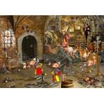 Puzzle  Grafika-02130 François Ruyer : Oubliettes