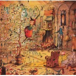 Puzzle  Grafika-02167 François Ruyer - Sorcière