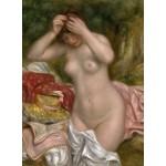 Puzzle   Auguste Renoir : Baigneuse Arrangeant Ses Cheveux, 1893