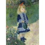 Puzzle   Auguste Renoir : Fillette à l'arrosoir, 1876