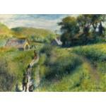 Puzzle   Auguste Renoir : Les Vendangeurs, 1879