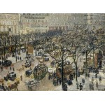 Puzzle   Camille Pissarro : Boulevard des Italiens Soleil du Matin, 1897
