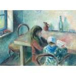 Puzzle   Camille Pissarro : Les Enfants, 1880