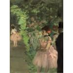 Puzzle   Edgar Degas : Danseuse en Coulisse, 1876/1883