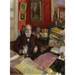 Puzzle   Edouard Vuillard : Théodore Duret, 1912
