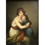 Puzzle   Elisabeth Vigée-Lebrun : Madame Vigée-Lebrun et sa fille, 1789