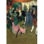 Puzzle   Henri de Toulouse-Lautrec : Marcelle Lender Dansant le Bolero en