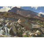 Puzzle   John Singer Sargent : Col du Simplon, 1911