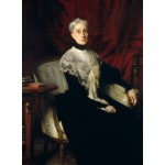 Puzzle   John Singer Sargent : Ellen Peabody Endicott (Mrs. William Crowninshield Endicott), 1901