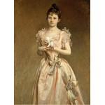 Puzzle   John Singer Sargent : Miss Grace Woodhouse, 1890