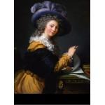 Puzzle   Louise-Élisabeth Vigee le Brun : Comtesse de Cérès, 1784
