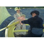 Puzzle   Mary Cassatt : The Boating Party, 1893/1894