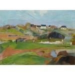 Puzzle   Paul Gauguin : Le Pouldu, 1890