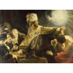 Puzzle   Rembrandt - Le Festin de Balthazar, 1636-1638
