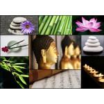 Puzzle  Grafika-T-00044 Collage - Ambiance Zen