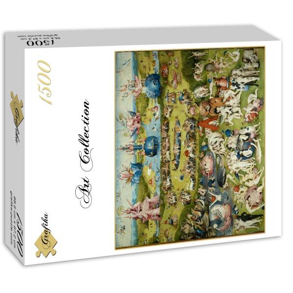 Puzzle j r me bosch le jardin des d lices grafika 00022 for Jardin des delices j bosch