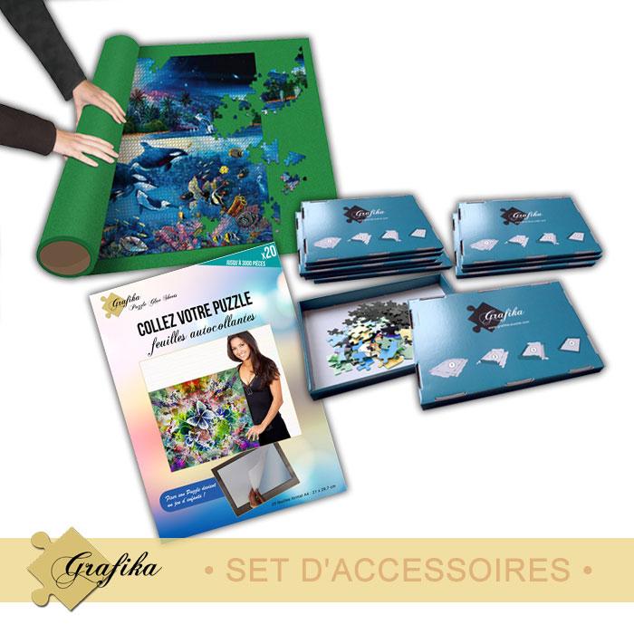 Set D 39 Accessoires Expert Tapis 6000 Pi Ces Colle 3000 Pi Ces 10 Boites De Tri Grafika